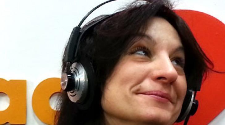 Sara Zambotti stasera a L'Aquila per Caterpillar