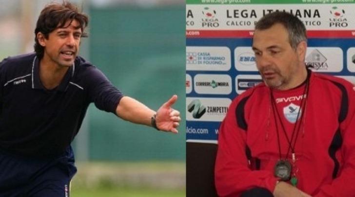 Ianni e Pagliari, vecchio e nuovo allenatore?