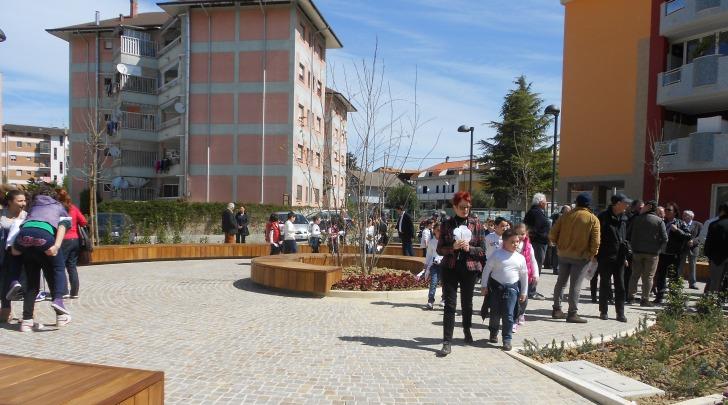 Area pubblica Chieti Scalo