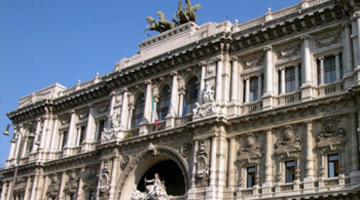 La sede della Cassazione dove Petrilli manifesterà