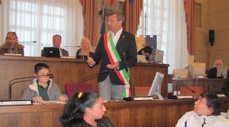 Consiglio comunale dei Bambini e delle Bambine di Pescara - foto repertorio