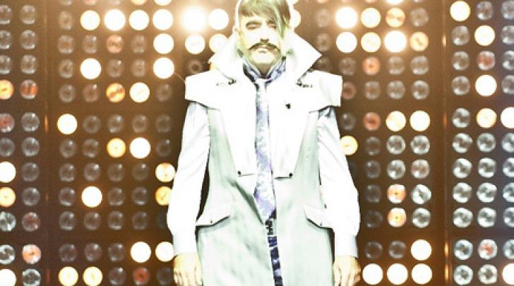 Elio a X Factor - Uff. St. Sky