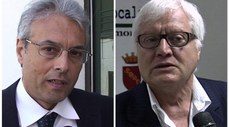 Gianni Chiodi e Giancarlo Silveri