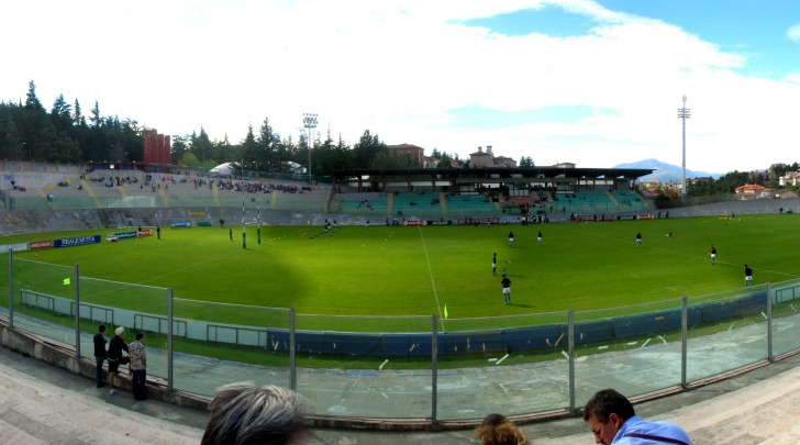 Lo stadio Tommaso Fattori