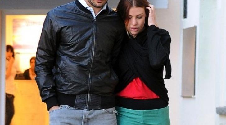 Alexandre Pato e Barbara Berlusconi