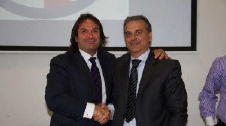 Elio Gizzi e Corrado Chiodi