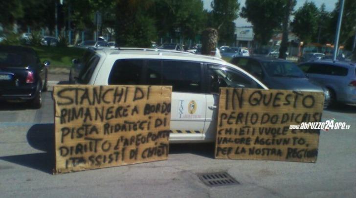 Protesta taxi