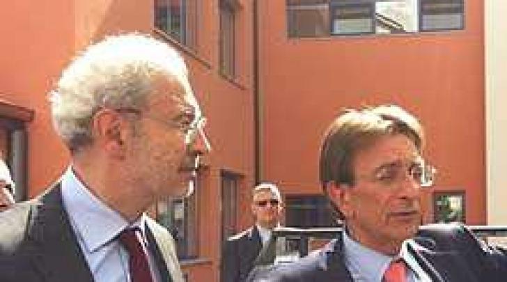 Carlo Trigilia e Massimo Cialente