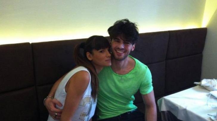 Claudia D'Agostino e Andrea Offredi