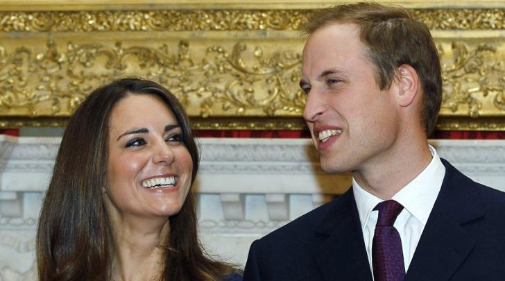 William d'Inghilterra e Kate Middleton