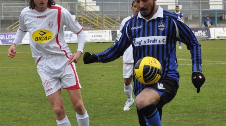 Bernardo ai tempi del Latina (2011/12)