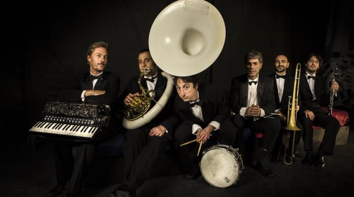 L'orchestra Camillocromo