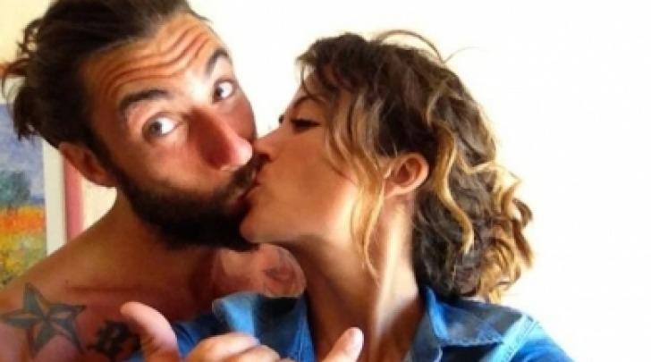 Giorgia Palmas e Vittorio Brumotti