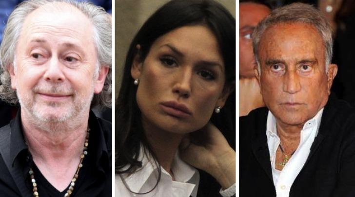 Emilio Fede, Lele Mora, Nicole Minetti