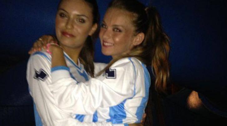 Miriam Domenichini e Jessica Di Virgilio