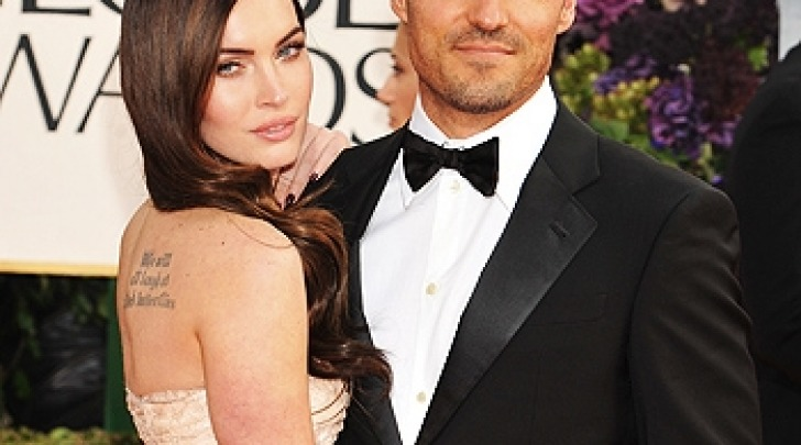 Megan Fox e Brian Austin Green