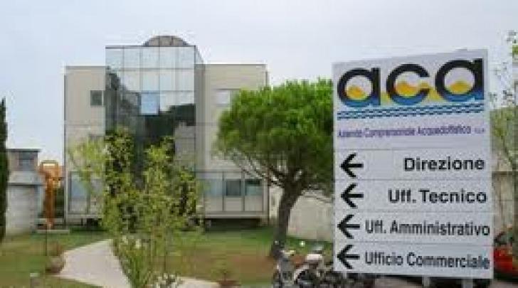 La sede Aca di Pescara