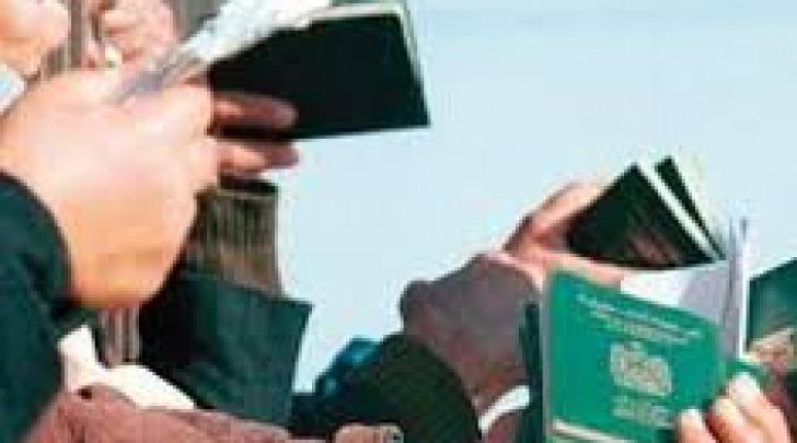 controllo documenti immigrati