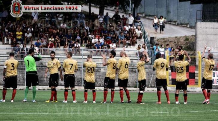 Foto tratta da www.virtuslanciano.it