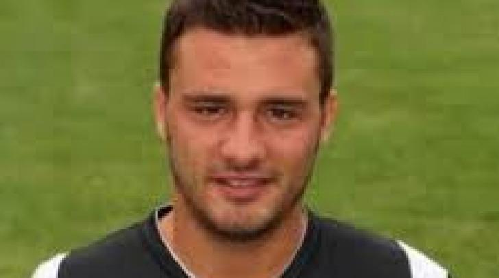 Antonio Gaeta ai tempi dell'Ascoli