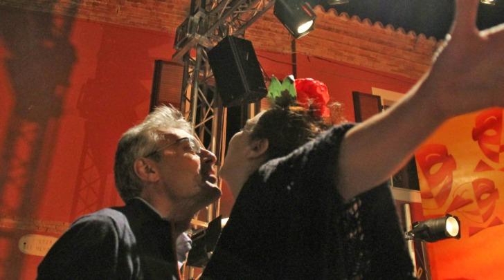 Gianni Chiodi-festival teatro comico Sant'Omero