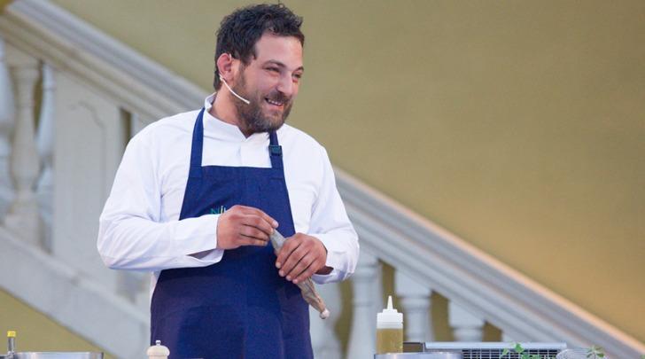 Chef Davide Mazza