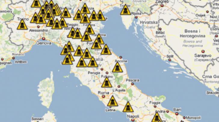 gli inceneritori in Italia