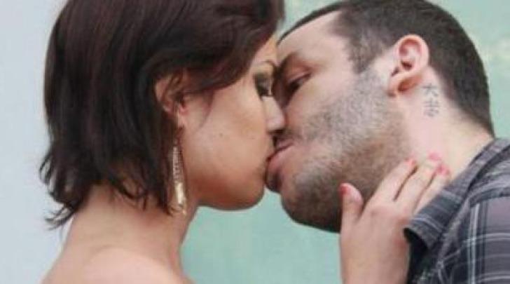 Sara Tommasi e Fabrizio Chinaglia