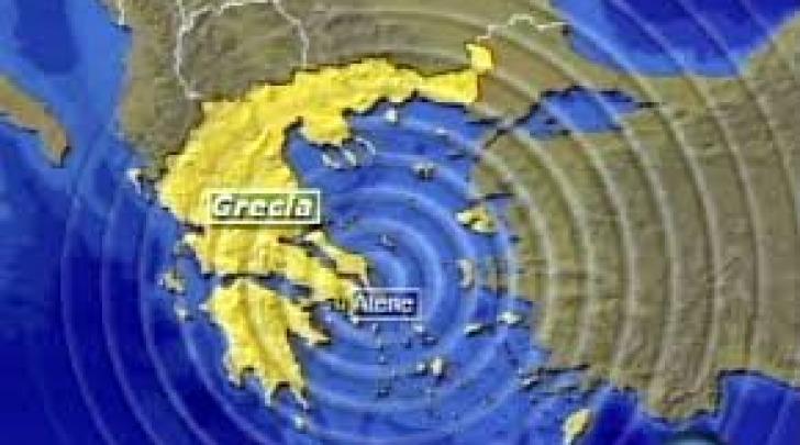 Scossa Grecia