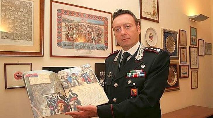Colonnello Paolo Piccinelli