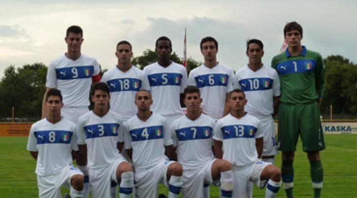 Nazionale calcio under 17