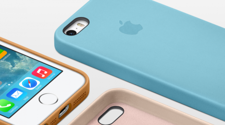 iPhone 5c e 5s, le custodie