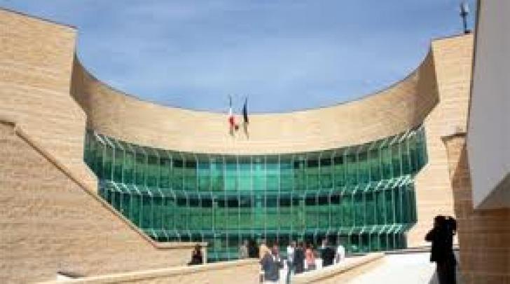 La sede della Corte d'Appello dell'Aquila