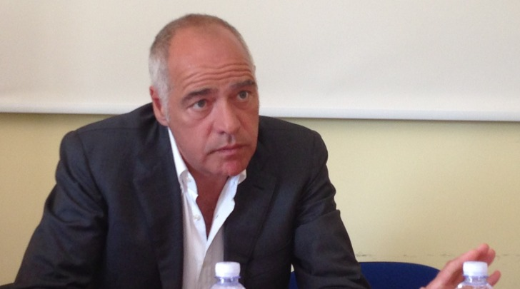 Massimo Mancini, vice presidente rossoblù