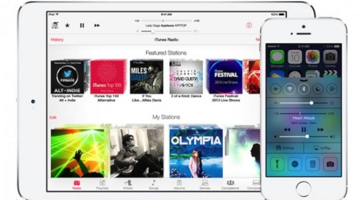 iOS 7 Apple