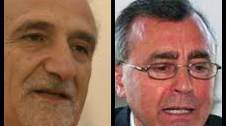 Angelo Mancini e Lelio De Santis