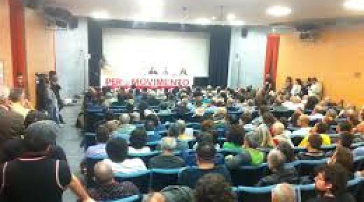 Una delle assemblee di Ross@