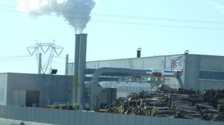 Centrale a biomasse - foto reprtorio