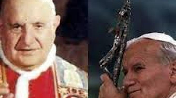 Papa Roncalli - Papa Wojtyla