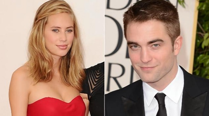 Robert Pattinson e Dylan Penn