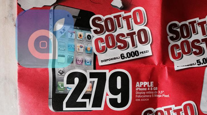 Offerta iPhone 4