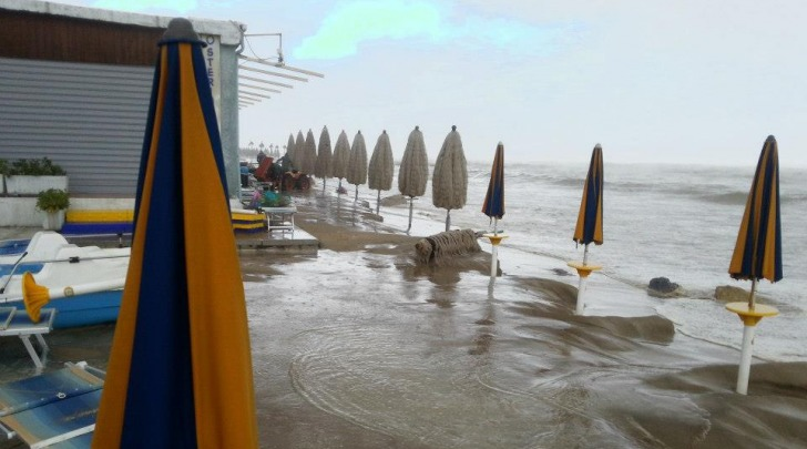 Mareggiate Pescara
