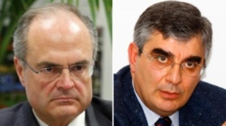 Alfredo Castiglione e Luciano D'Alfonso