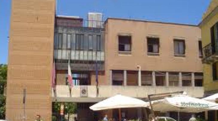 Il municipio di Vasto