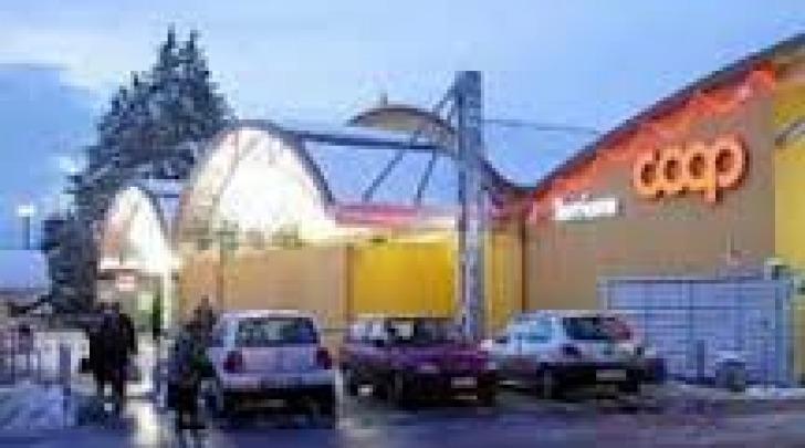 Supermercato coop L'Aquila