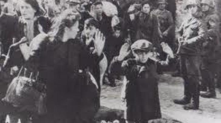 Retata ebrei ghetto di Roma