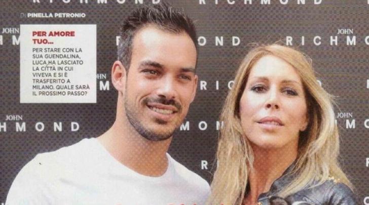 Guendalina Canessa e Luca Marin