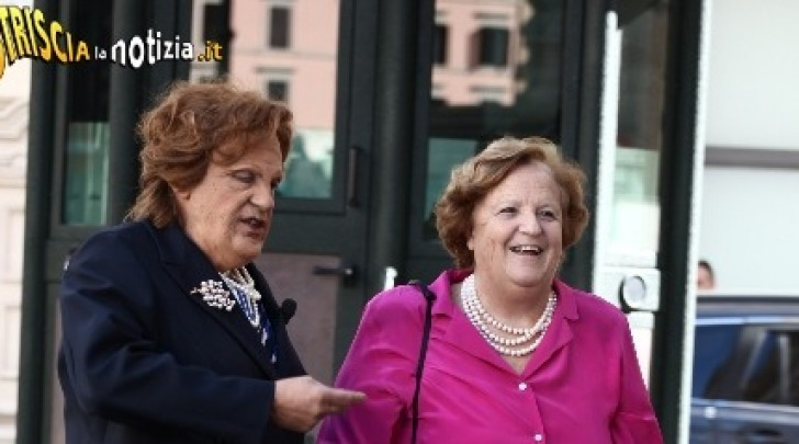 Dario Ballantini ed Annamaria Cancellieri