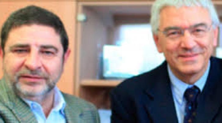 Camillo Antelli e Giustino Varrassi