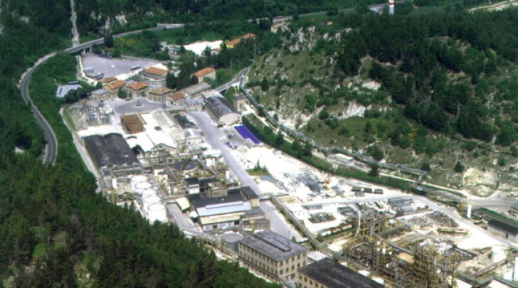 Area industriale Bussi